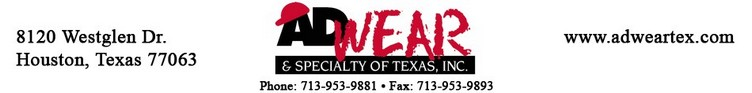 Ad-Wear & Specialty of Texas
