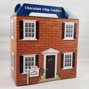 COOKIE BOX - Grandma's Gourmet Cookie Box - Real Estate Design