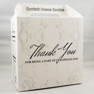 COOKIE BOX - Grandma's Gourmet Cookie Box - Special Occasion Design