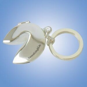 Fortune Cookie Key Ring (Engraved)