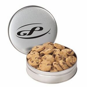 Small Assorted Snack Tins - Mini Chocolate Chip Cookie