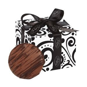 Chocolate Covered Oreo® Favor Box - Chocolate Drizzle
